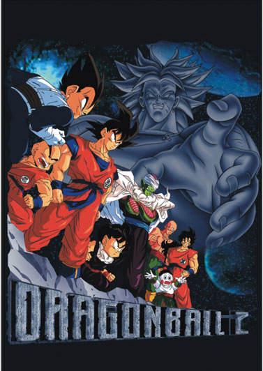 Dragon Ball Z Regular Poster officially licensed product at B.A. Toys.