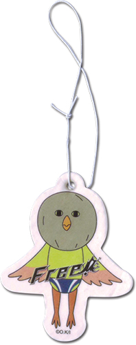 Free! - Iwatobi - Chan Air Freshner, an officially licensed Free! product at B.A. Toys.