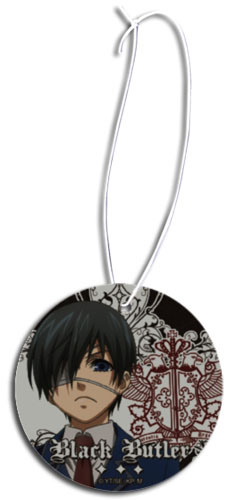 Black Butler - Ciel Air Freshener, an officially licensed product in our Black Butler Costumes & Accessories department.