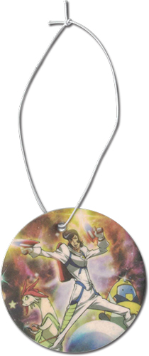 Space Dandy - Key Art Air Freshener, an officially licensed product in our Space Dandy Costumes & Accessories department.