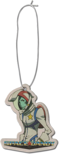 Space Dandy - Astronaut Dandy Air Freshener, an officially licensed product in our Space Dandy Costumes & Accessories department.