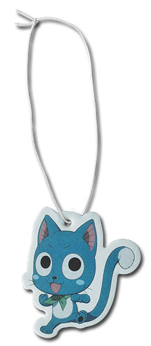 Fairy Tail S2 - Happy Air Freshener, an officially licensed product in our Fairy Tail Costumes & Accessories department.