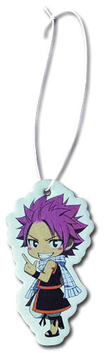 Fairy Tail - Sd Natsu Air Freshener, an officially licensed product in our Fairy Tail Costumes & Accessories department.