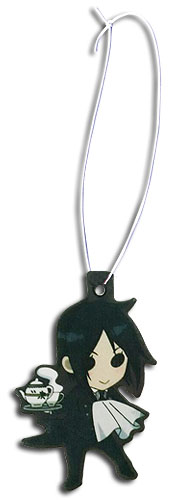 Black Butler - Sd Sebastian Air Freshener officially licensed Black Butler Costumes & Accessories product at B.A. Toys.
