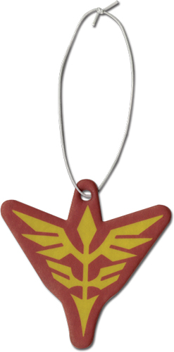 Gundam Uc - Neo Zeon Air Freshener, an officially licensed Gundam Uc product at B.A. Toys.