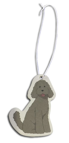 Yuri On Ice!!! - Makkachin Air Freshener, an officially licensed product in our Yuri!!! On Ice Costumes & Accessories department.