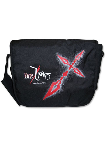 Fate/Zero Kiritsugu Command Seal Messenger Bag, an officially licensed product in our Fate/Zero Bags department.