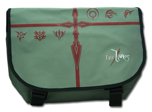 Fate/zero Symbol Messenger Bag, an officially licensed Fate/Zero product at B.A. Toys.