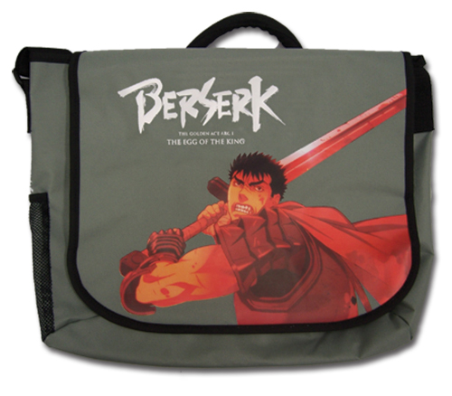 Berserk Guts Messenger Bag, an officially licensed Berserk Bag