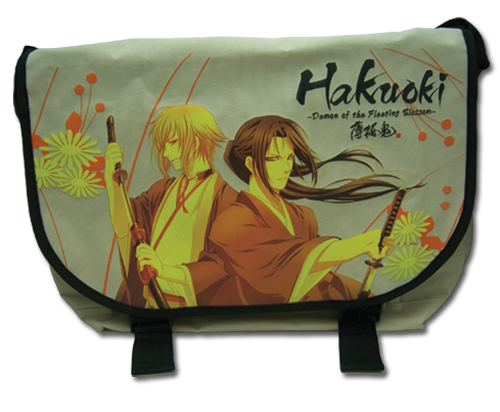 Hakuoki Messenger Bag, an officially licensed Hakuoki Bag
