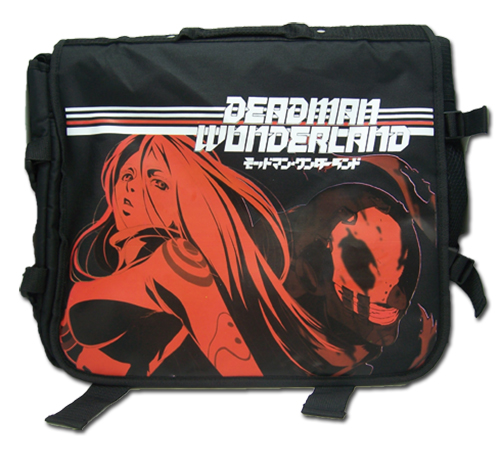Deadman Wonderland Wretched Egg Messenger Bag officially licensed product at B.A. Toys.