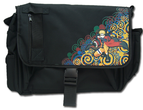Naruto Shippuden Sage Mode Messenger Bag, an officially licensed product in our Naruto Shippuden Bags department.