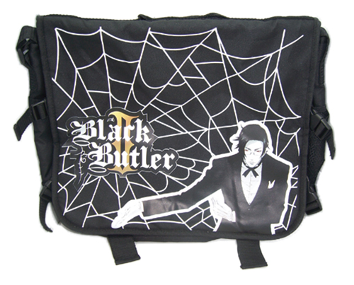 Black Butler 2 Claude Messenger Bag, an officially licensed Black Butler product at B.A. Toys.