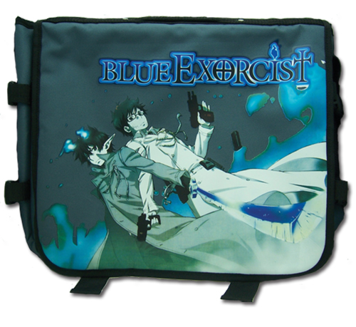 Blue Exorcist Paladin Messenger Bag, an officially licensed product in our Blue Exorcist Bags department.
