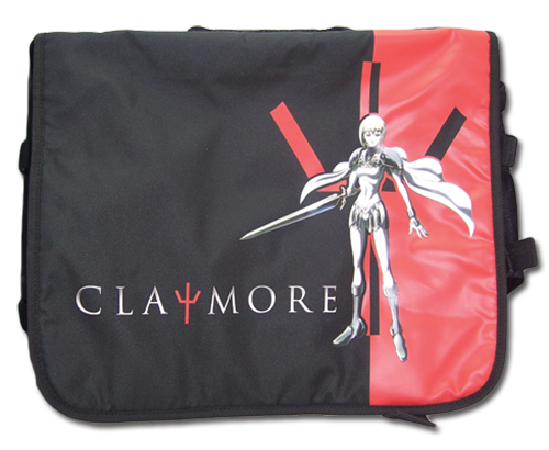 Claymore Clare Messenger Bag, an officially licensed Claymore product at B.A. Toys.