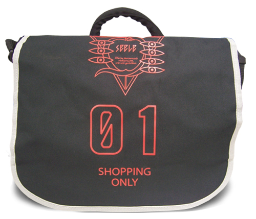 Evangelion New Movie - Zeele Bag officially licensed Evangelion Bags product at B.A. Toys.
