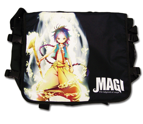 Magi - Aladdin Messenger Bag, an officially licensed product in our Magi Bags department.