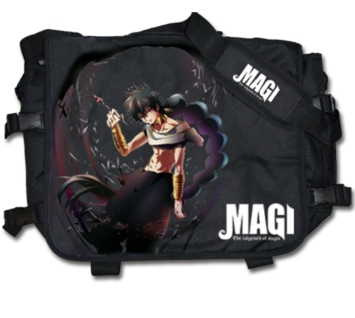 Magi Judal Messenger Bag, an officially licensed product in our Magi Bags department.