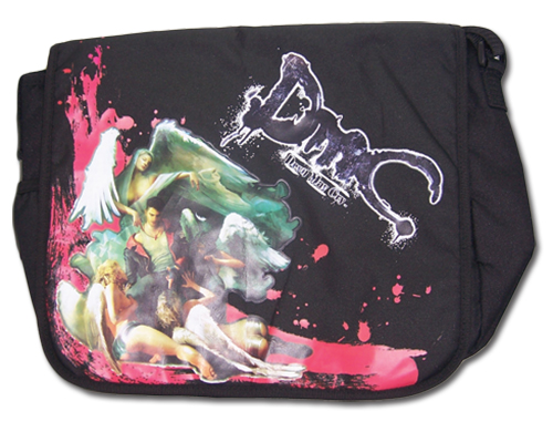 Devil May Cry Dante & Angels Messenger Bag, an officially licensed product in our Devil May Cry Bags department.