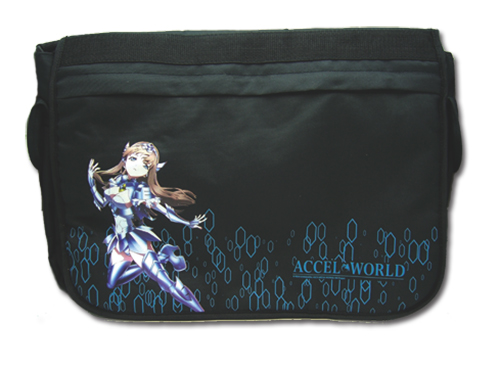 Accel World Kurasaki Messenger Bag, an officially licensed Accel World product at B.A. Toys.