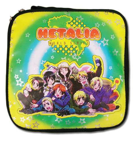 Hetalia World Series - Group Lunch Bag, an officially licensed product in our Hetalia Bags department.