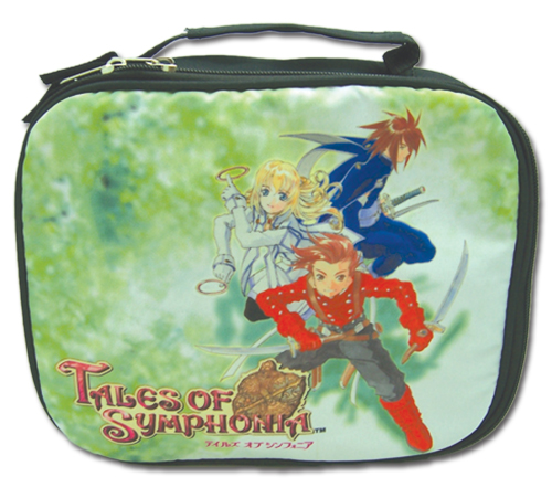 Tales Of Symphonia - Gc Keyart 2 Lunch Bag, an officially licensed product in our Tales Of Symphonia Bags department.