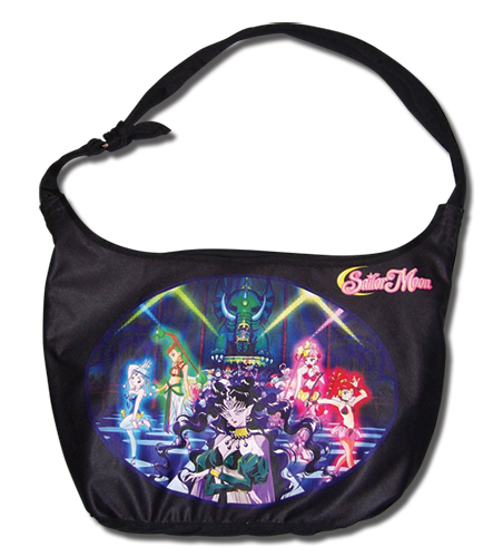 Sailor Moon - Dark Moon Circus Sublimation Hobo Bag, an officially licensed product in our Sailor Moon Bags department.