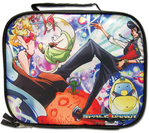 Space Dandy - Space Dandy Lunch Bag, an officially licensed product in our Space Dandy Bags department.