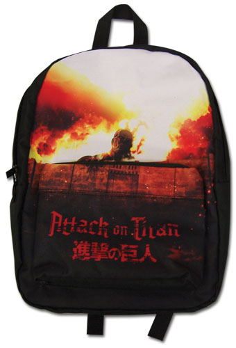 Attack On Titan - Colossal Titan Backpack