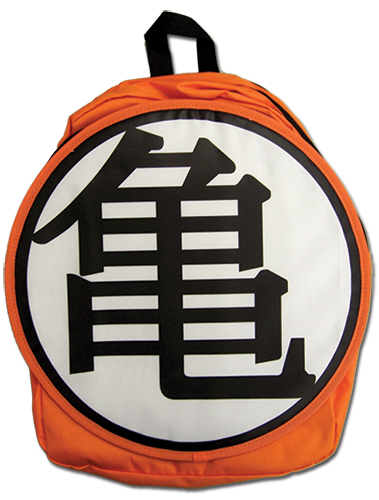 Dragon Ball Z - Kame Hooded Backpack officially licensed Dragon Ball Z Bags product at B.A. Toys.