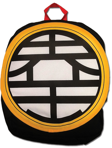 Dragon Ball Z - King Kai Hooded Backpack officially licensed Dragon Ball Z Bags product at B.A. Toys.