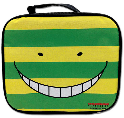 Assassination Classroom - Koro Sensei Underestimate Face Lunch Bag, an officially licensed product in our Assassination Classroom Bags department.