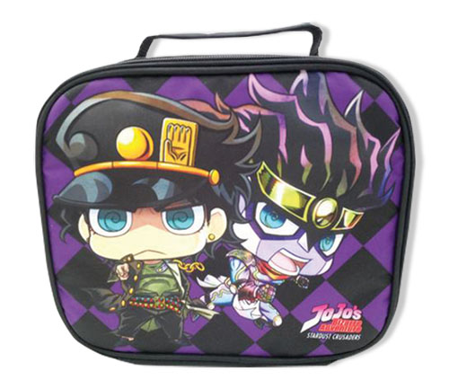 Jojo - Jotaro Lunch Bag, an officially licensed product in our Jojo'S Bizarre Adventure Bags department.