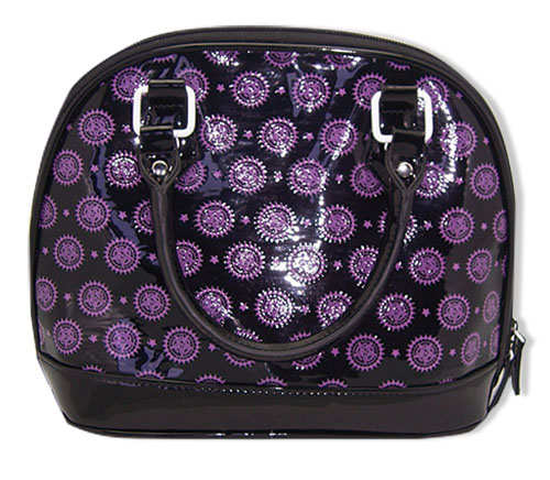 Black Butler - Curse Symbol Dome Bag, an officially licensed product in our Black Butler Bags department.