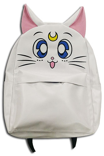 Sailor Moon - Artemis Pu Leather Backpack, an officially licensed product in our Sailor Moon Bags department.