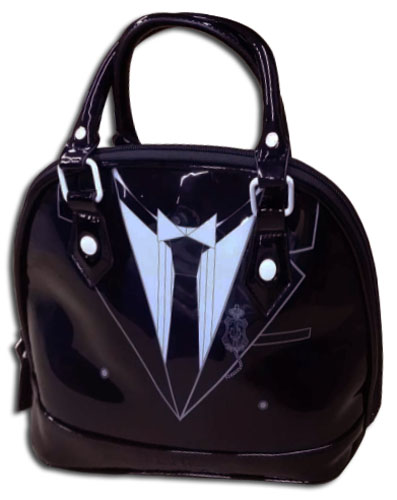 Black Butler - Sebastian Tuxedo Dome Bag, an officially licensed product in our Black Butler Bags department.