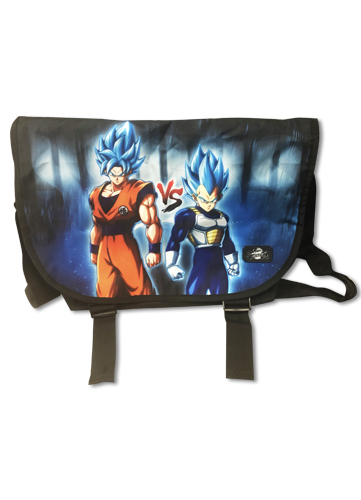Dragon Ball Fighterz - Goku Vs Vegeta Messenger Bag, an officially licensed product in our Dragon Ball Fighter Z Bags department.