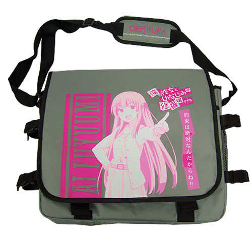Oreshura - Ai Fuyuumi Messenger Bag, an officially licensed product in our Oreshura Bags department.