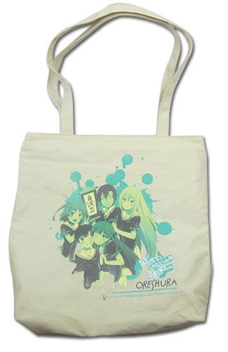 Oreshura Club Tote Bag, an officially licensed product in our Oreshura Bags department.