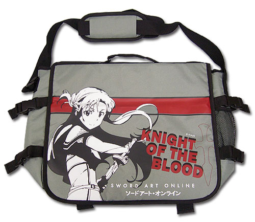 Sword Art Online - Asuna Messenger Bag (Type G), an officially licensed product in our Sword Art Online Bags department.