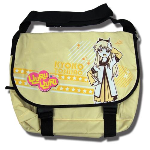 Yuruyuri - Kyoko Messenger Bag, an officially licensed product in our Yuru Yuri Bags department.