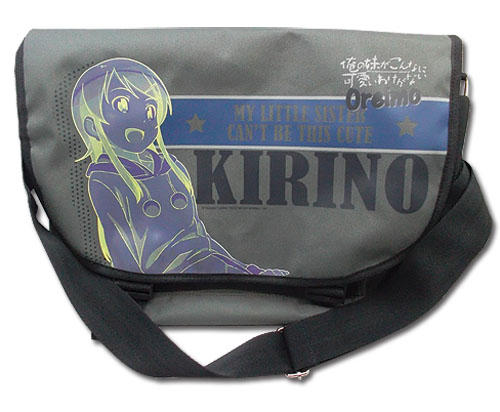 Oreimo Kirino Messenger Bag, an officially licensed product in our Oreimo Bags department.