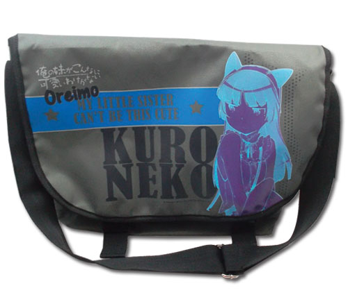 Oreimo Kuroneko Messenger Bag, an officially licensed product in our Oreimo Bags department.