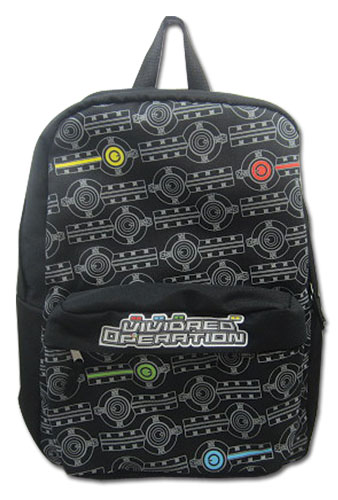 Vividred Operation Key Backpack Bag, an officially licensed Vividred Operation Bag