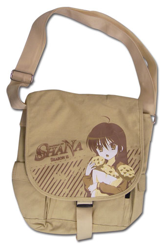 Shakugan No Shana - Shana & Melon Pan Messenger Bag, an officially licensed product in our Shakugan No Shana Bags department.