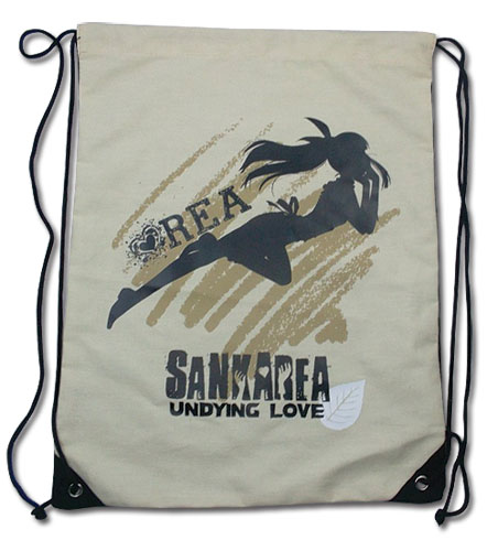 Sankarea Rea Drawstring Bag, an officially licensed product in our Sankarea Bags department.