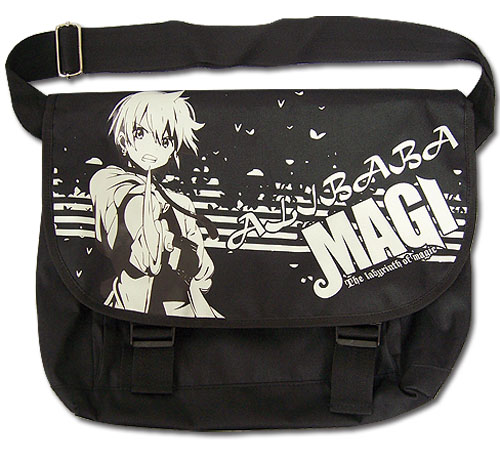 Magi - Alibaba Messenger Bag, an officially licensed product in our Magi Bags department.