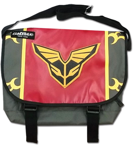 Gundam Uc -Sinanju Messenger Bag, an officially licensed product in our Gundam Uc Bags department.