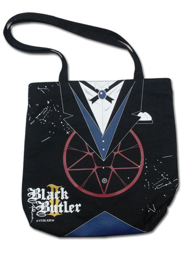 Blacl Butler 2 Claude Tote Bag officially licensed product at B.A. Toys.