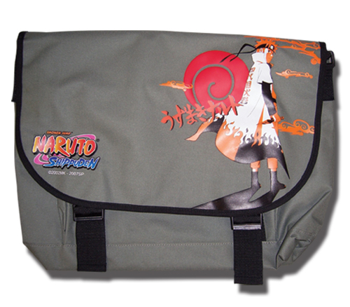 Naruto Shippuden - Yondaime Neruto Messenger Bag, an officially licensed product in our Naruto Shippuden Bags department.